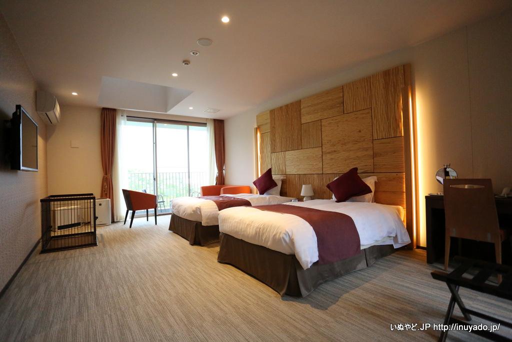 ホテル凛香 富士山中湖リゾート 客室
