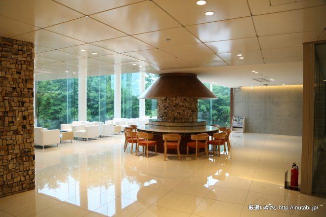 ホテル凛香 富士山中湖リゾート ロビー