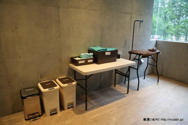 ホテル凛香 富士山中湖リゾート トリミングルーム
