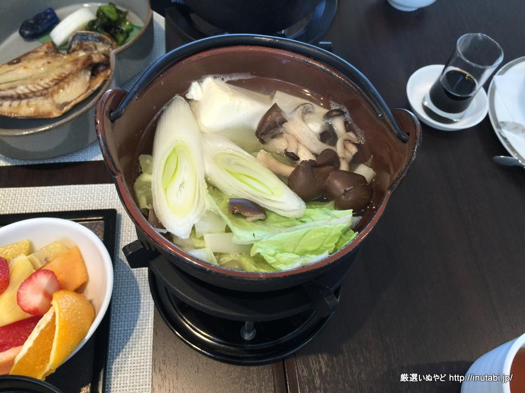 ホテル凛香 山中湖リゾート 朝食