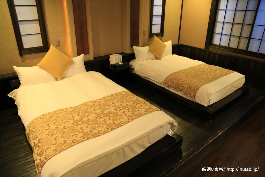 はんなり伊豆高原 「蛍」寝室