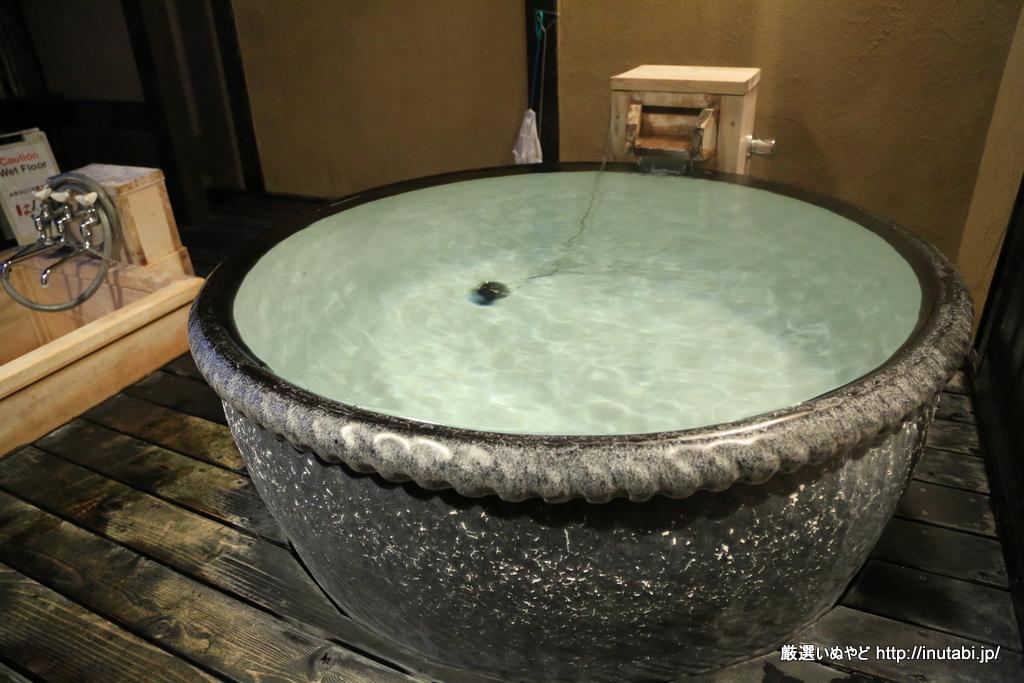 はんなり伊豆高原 「蛍」露天風呂