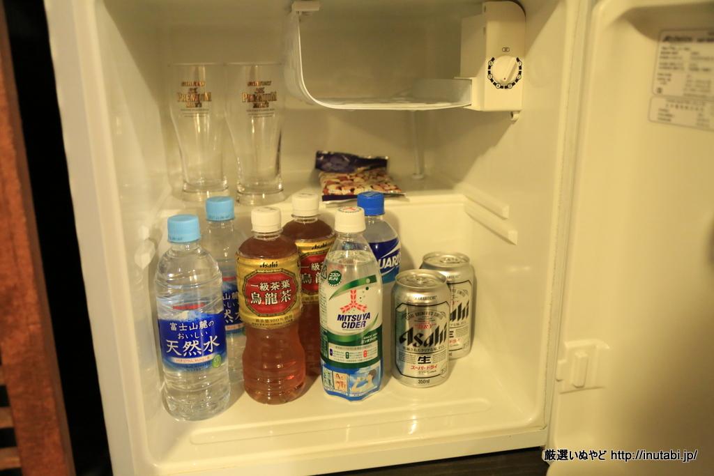 はんなり伊豆高原 冷蔵庫内